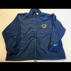 Nike vintage 1995 NCAA final four wind breaker XL